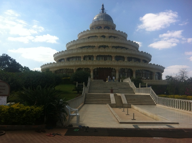 # 08 Ashram Art of Living