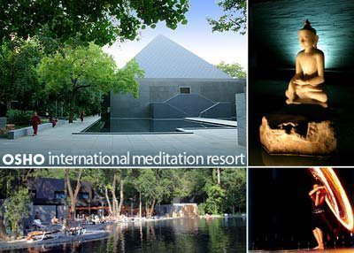 #04: Osho Mediation Resort