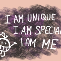 Mantra of the week: I am unique, I am special, I am ME