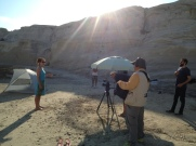 "Video Shooting for ""enter nature"""