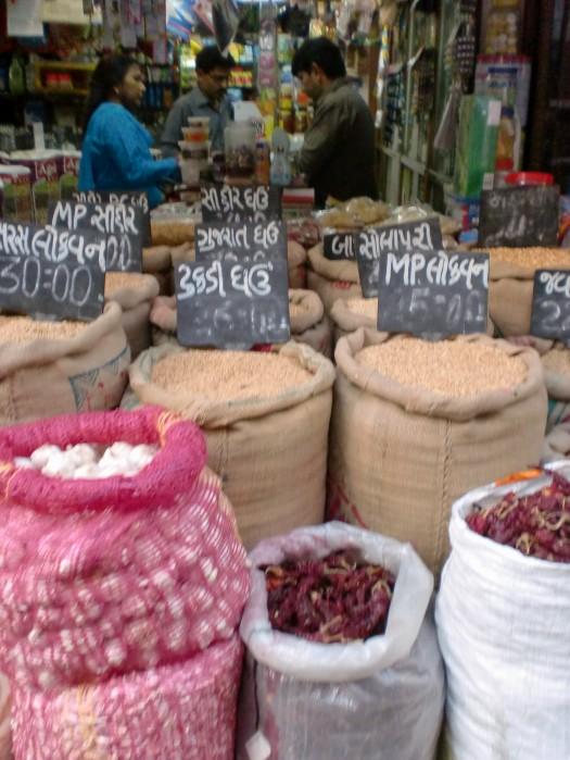 Street Food in Inda