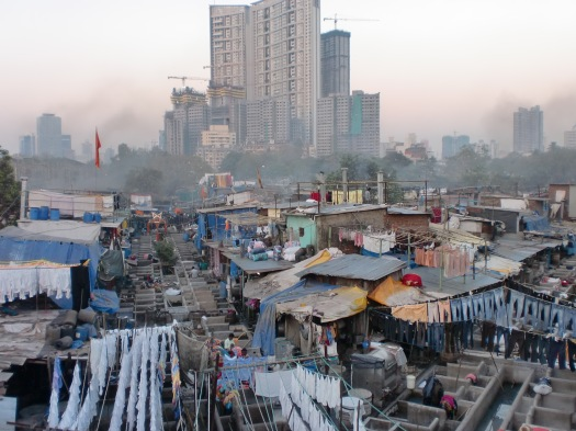 crowded cities in India