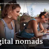 How to work online and travel the world